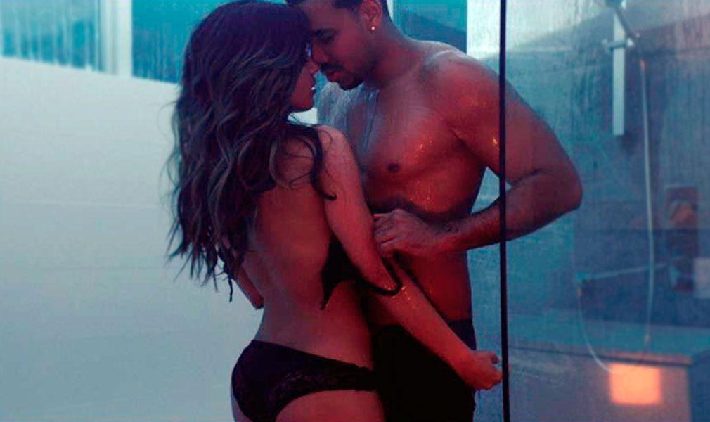 Jessica Cediel protagoniza escenas hot en nuevo video de Romeo Santos