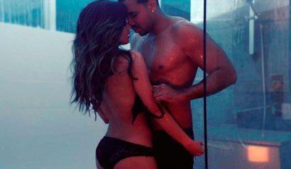 Candente Jessica Cediel en video de Romeo Santos - Entretengo