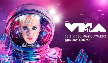 Katy Perry conductora de los MTV Video Music Awards 2017 - Entretengo