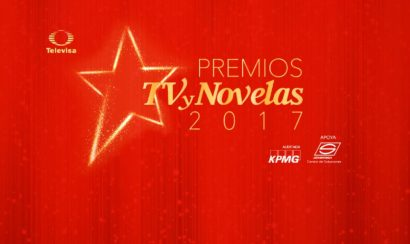 Abiertas las votaciones para los Premios Tv y Novelas 2017 - Entretengo