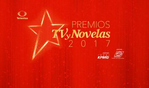 Abiertas las votaciones para los Premios Tv y Novelas 2017