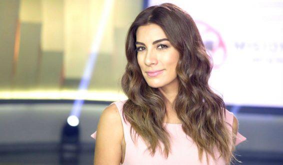 Andrea Serna sería una de las presentadoras del Canal 1