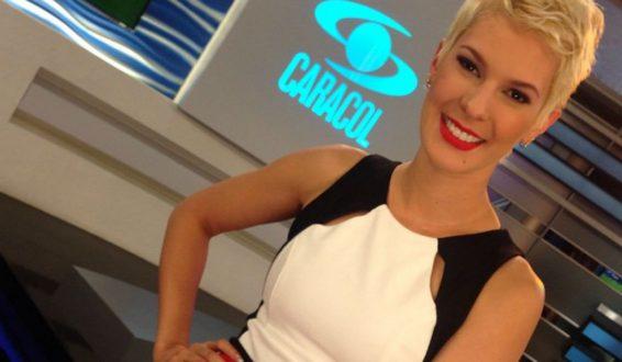 Ex presentadora del Canal Caracol tambien está en el nuevo Canal 1