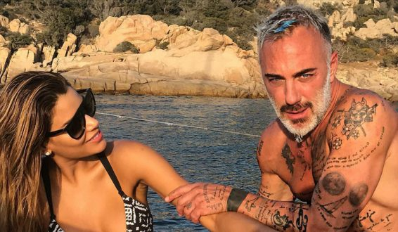 Gianluca Vacchi ya se muestra bailando con Ariadna Gutiérrez
