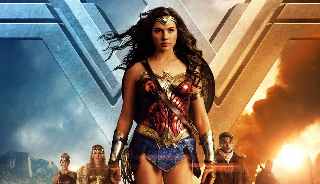 La Mujer Maravilla rompe otro récord en la taquilla de Cine