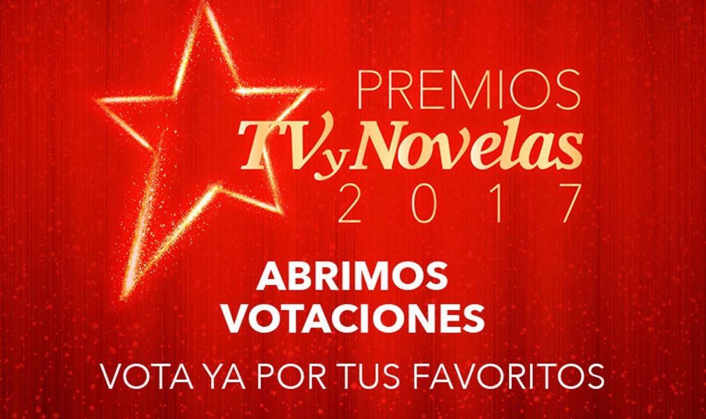 Estos son los nominados a los Premios TVyNovelas 2017