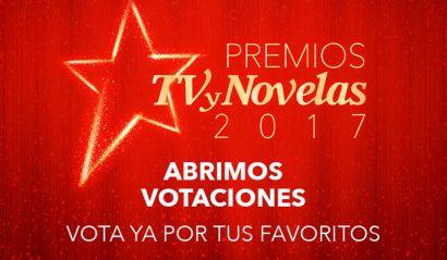 Nominados a los Premios TV y Novelas 2017 - Entretengo