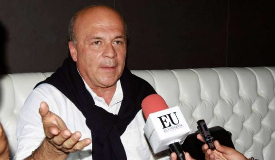 'El Profe' Carlos Antonio Vélez regresa al Canal RCN