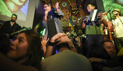 Artistas del concierto de Las Farc en Bogotá - Entretengo