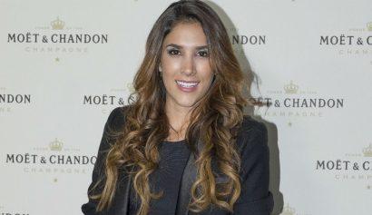 Daniela Ospina de vacaciones con novia de Cristiano Ronaldo