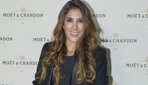 Daniela Ospina disfruta vacaciones con novia de Cristiano Ronaldo
