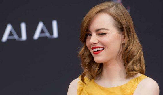 Emma Stone es la actriz mejor pagada de Hollywood según Forbes