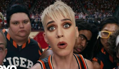 Katy Perry estrena video de 'Swish Swish' - Entretengo