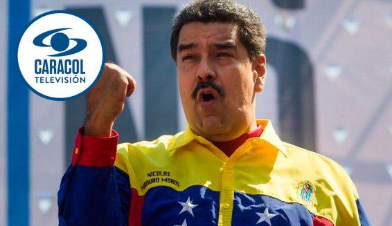 Gobierno de Venezuela retira del aire señal del Canal Caracol