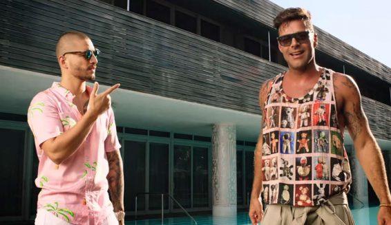 Ricky Martin se niega a cantar con Maluma en concierto en Costa Rica