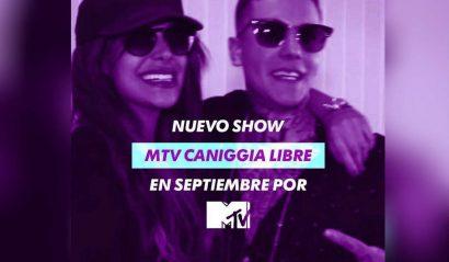 MTV Caniggia Libre se estrena en septiembre por MTV - Entretengo