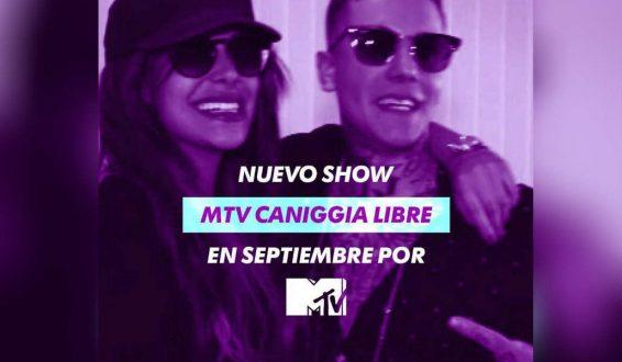 MTV anuncia producción de nuevo reality MTV Caniggia Libre
