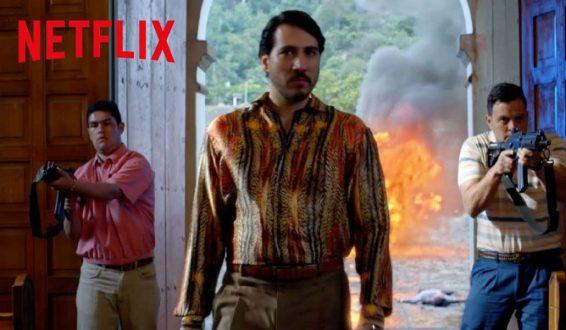 Nuevo trailer de tercera temporada de 'Narcos' a un mes de su estreno