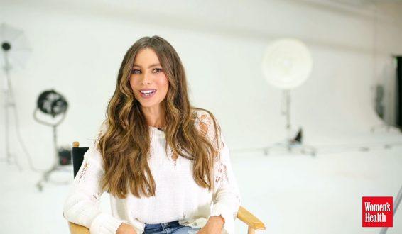 Sofía Vergara es la nueva portada de la revista Women's Health