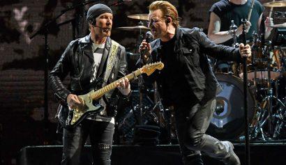 U2 estrena nueva canción titulada Blackout - Entretengo