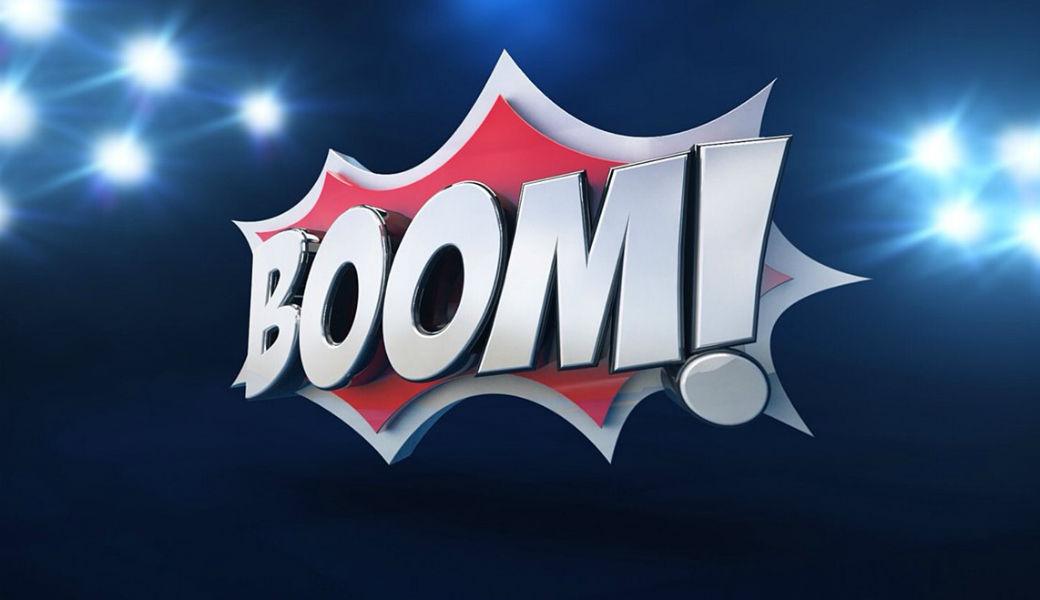 Boom De