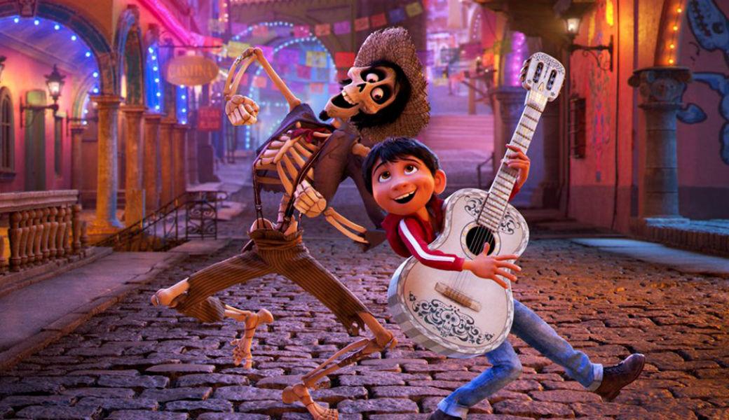 Walt Disney revela un nuevo trailer de la película Coco