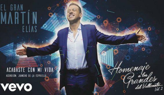 Canal Caracol realizaría bionovela del cantante Martín Elías