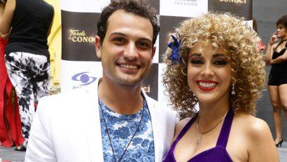 Maria Elisa Camargo y Roberto Urbina son novios - Entretengo