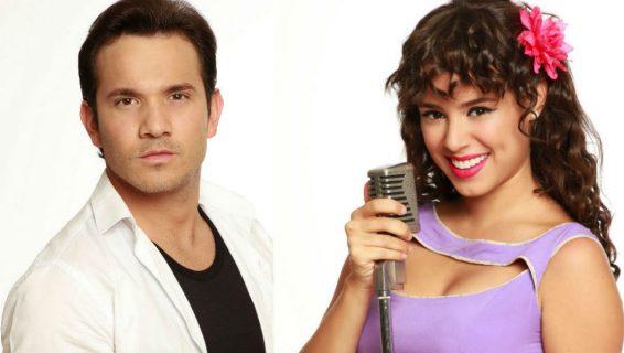 Gaby Garrido y Sergio Arévalo actúan en 'La luz de mis ojos'