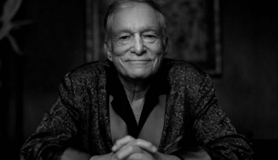 Fallece Hugh Hefner, fundador de la Revista Playboy