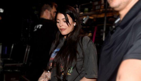 Fotos: Primeras imágenes de Kylie Jenner embarazada - Entretengo