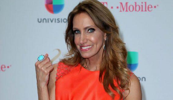 Lili Estefan del programa El Gordo y La Flaca de Univisión anuncia su divorcio