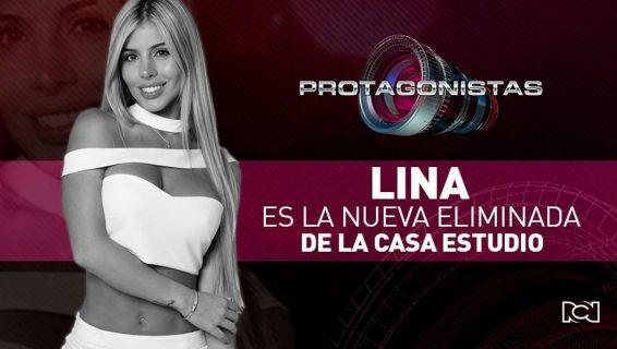 Lina Arroyave es la tercera eliminada de Protagonistas RCN