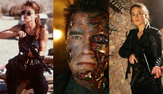 Actriz Linda Hamilton regresa como Sarah Connor en reboot de Terminator