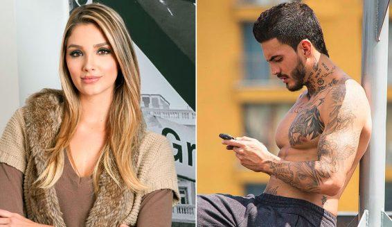 Confirmado! Melina Ramírez y Mateo Carvajal son pareja, aunque lo nieguen