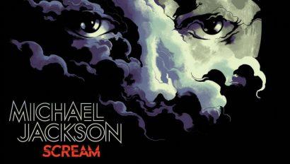 Álbum póstumo de Michael Jackson titulado Scream - Entretengo