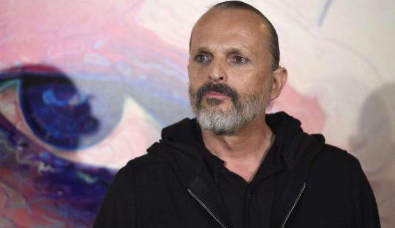 Miguel Bosé revela rostros de sus hijos al ser víctima de extorsión