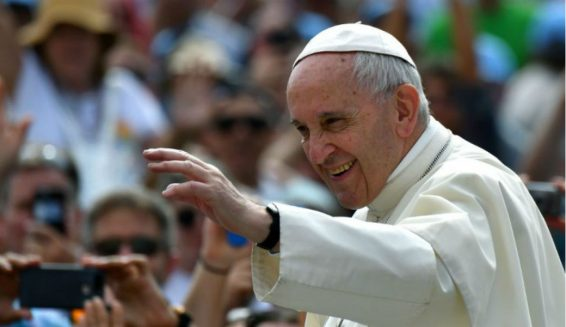 Así fue el primer día de el Papa Francisco en Colombia