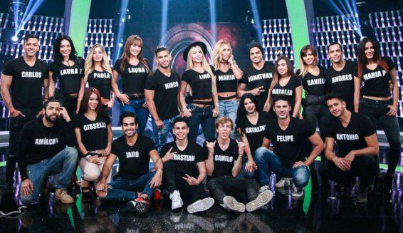 Estos son los 20 participantes de Protagonistas del Canal RCN
