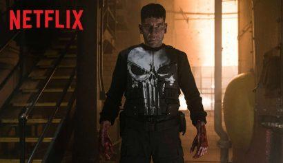Subtitulado: The Punisher, primer trailer de la serie - Entretengo