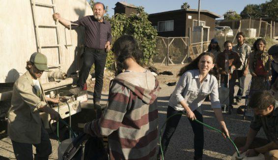 AMC anuncia nuevos episodios de 'Fear the Walking Dead' con Rubén Blades