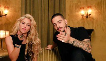 Shakira lidera nominación de los Latin Music Awards - Entretengo