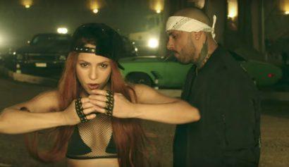 Shakira y Nicky Jam estrenan el video de 'Perro fiel' - Entretengo