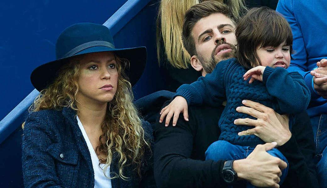 Medios españoles aseguran que Shakira y Piqué se separan