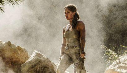 Tomb Raider: Trailer subtitulado con Alicia Vikander - Entretengo