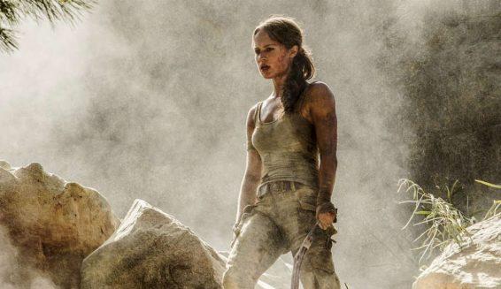 Warner Bros. presenta el primer trailer de la película Tomb Raider