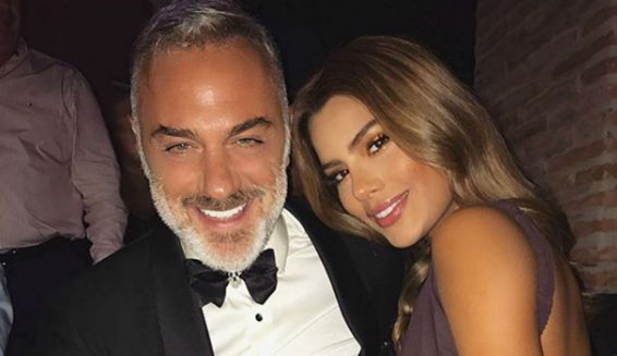 Gianluca Vacchi negó noviazgo con Ariadna Gutiérrez
