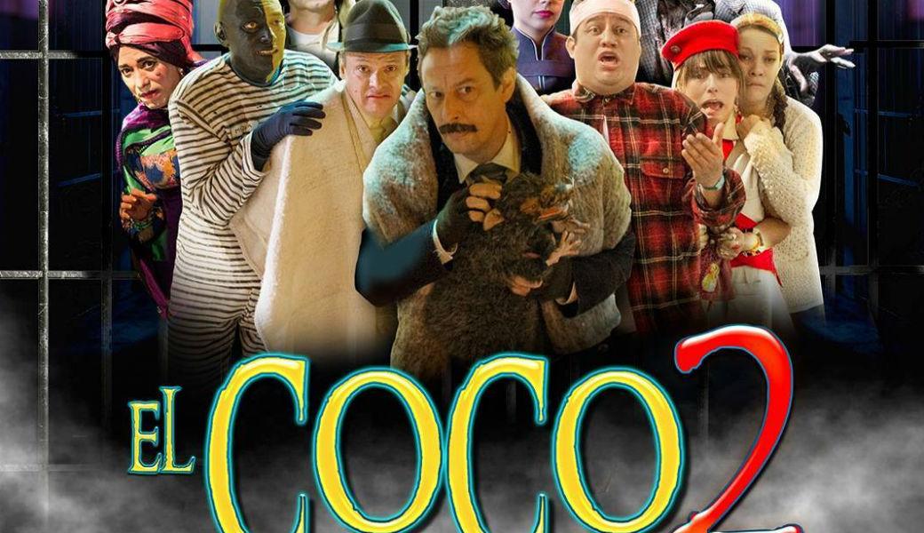 'El Coco 2' no supera el número de espectadores de su primera versión