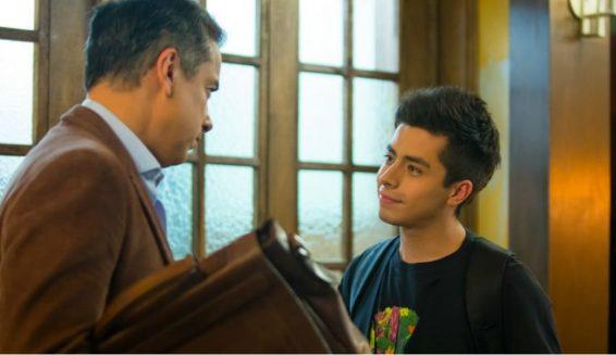 Actor de 'La Nocturna' Javier Ramírez revela que es homosexual