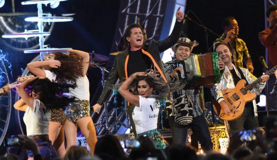 Canal 1 transmitirá los Latin Grammy 2017 para Colombia